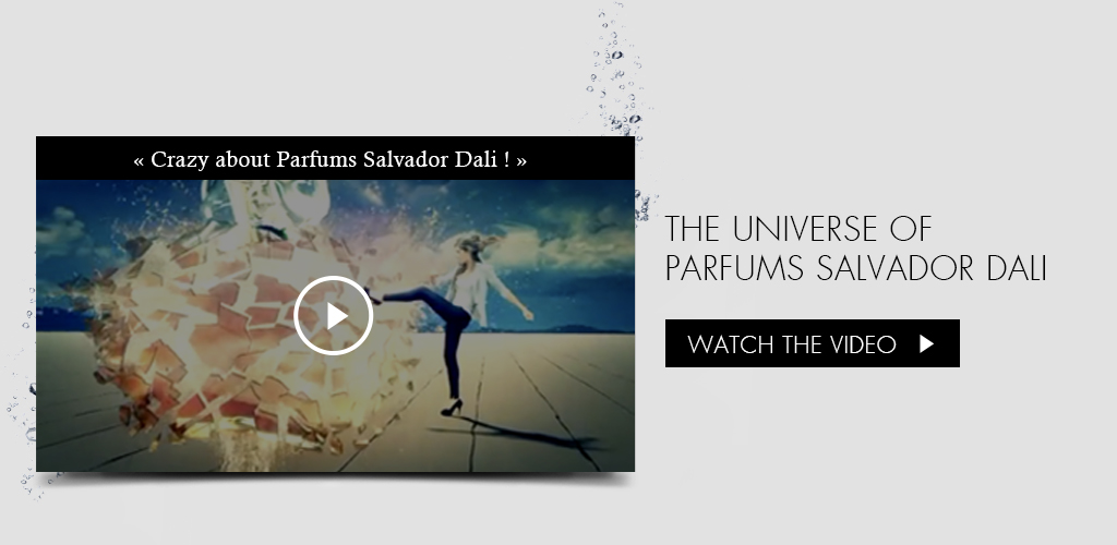 The universe of parfums Salvador Dali